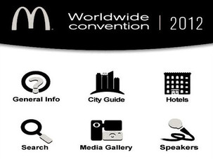 McDONALD'S Co. WORLDWIDE CONFERENCE-2012